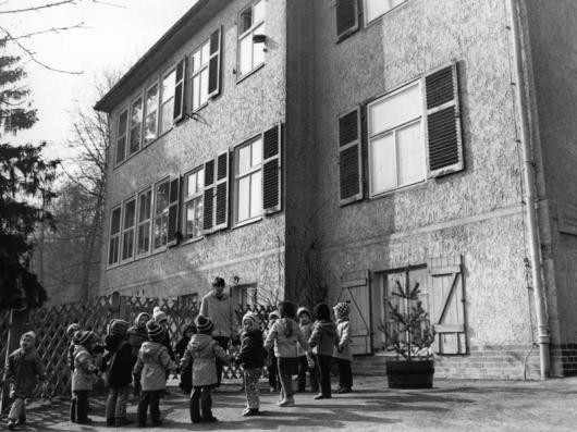 """Froebelhaus"" at the Goetheweg"