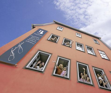 Friedrich-Fröbel-Museum - Herzlich willkommen